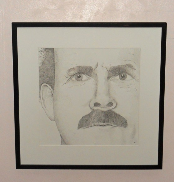 John Cleese in Pointillism